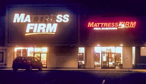 Mattress Firm by Mattress Firm Now Wants To Shut Redundant Storefronts