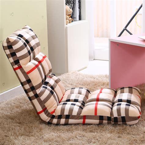 Muji Floor Chair by High Quality Adjustable Lazy Sofa Single Floor Tatami