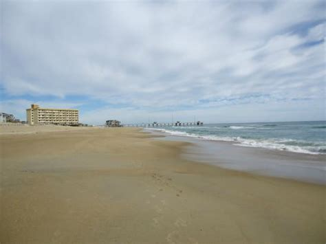 comfort inn oceanfront nags head view of hotel from the beach picture of comfort inn