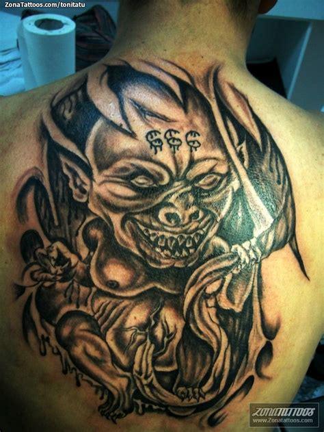 imagenes tatuajes satanicos drakul666 fotos tatuajes muerte sat 193 nicos carabelas y