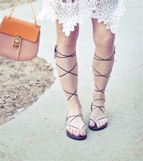 image gallery lace sandals