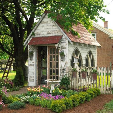 Garden Shed Names by Discover A New Way To Rev Your Shed Side Garden