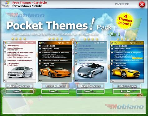 pc themes pack free download mobiano free pocket pc themes car pack 1 v1 0 ce dell