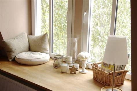 Fensterbrett Verbreitern by підвіконня стіл прості ідеї розширення простору ідеї декору