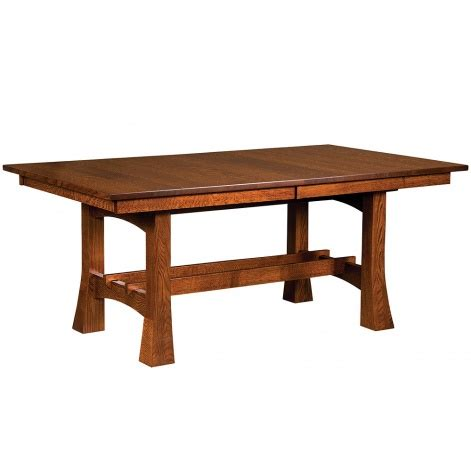 fine dining room tables jackson trestle dining table amish dining room tables