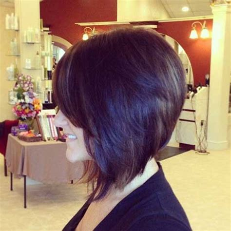 dramatic layered angled bob haircuts hair on pinterest bob hairstyles bobs and stacked bob