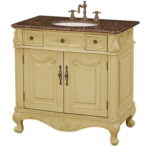 36 Antique White Bathroom Vanity by Colonia 36 Quot Antique Bathroom Vanity Antique White Free