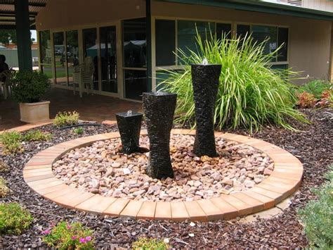 Water Feature Gardens Ideas with Backyard Water Feature Ideas Backyard Design Ideas