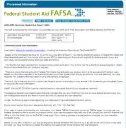 student aid report sample teach missouri printing your student aid report sar how to apply stanford summer