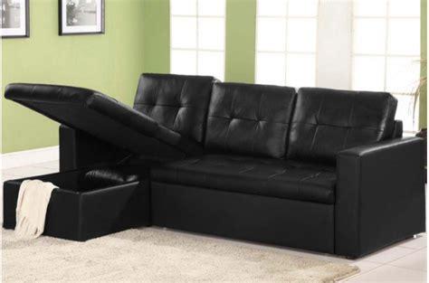 canape simili cuir noir canap 233 angle noir simili cuir