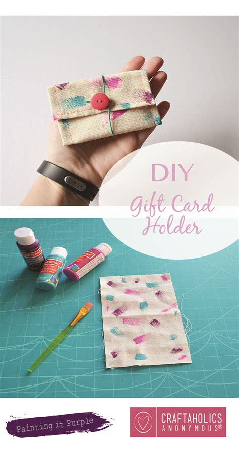 Diy Gift Card Holder - craftaholics anonymous 174 diy gift card holder