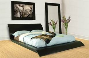 Platform Bed Bedding Ideas Modern Platform Bed Frame Design Plans Ideas
