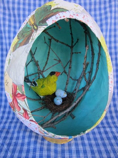 Paper Mache Crafts - 74 best projects images on