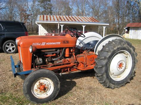 Ford 601 Workmaster by Ford 601 Workmaster Tractor Price
