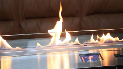 automatic bio ethanol fireplace overview