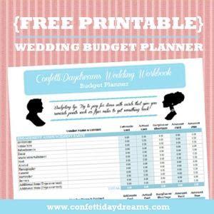 Wedding Checklist Pdf South Africa by Wedding Budget Workbook Wedding Planning Series Print