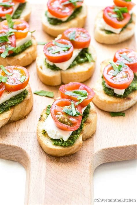 appetizers bread best 20 bruschetta recipe ideas on italian