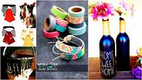 Quick And Easy Crafts To Make Sell 41 Smart Creative Diy