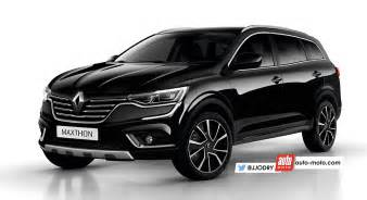 renault koleos successor to be called renault maxthon