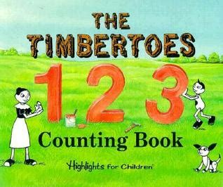 count the cowan series books timbertoes 1 2 3 counting book the by highlights for