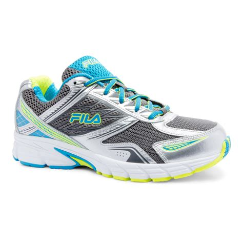 yellow athletic shoes fila s royalty 2 athletic shoe gray blue yellow