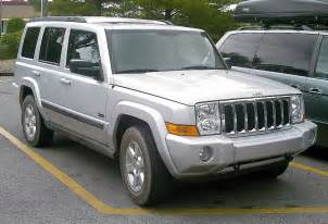 2007 Jeep Commander Recalls File Jeep Commander 2007 Jpg