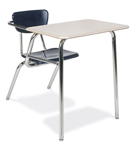 virco 3000 series plastic student chair desk combo