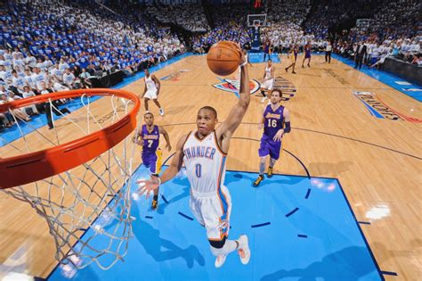 Mba Basketball by Westbrook Wallpapers Hd