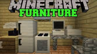 Minecraft Furniture Kitchen by Minecraft Furniture Mod Computer Tv Fridge Oven