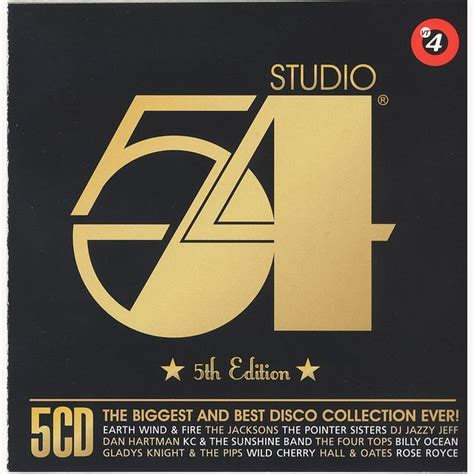 Studio Covers by Studio 54 5th Edition Cd3 Mp3 Buy Tracklist