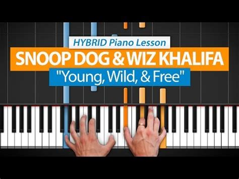 tutorial piano young wild and free how to play quot young wild free quot by snoop dogg wiz