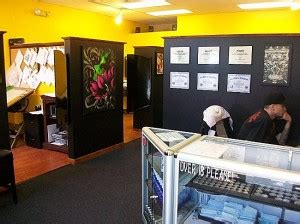 tattoo parlour on 14th avenue are there too many tattoo shops body piercing news