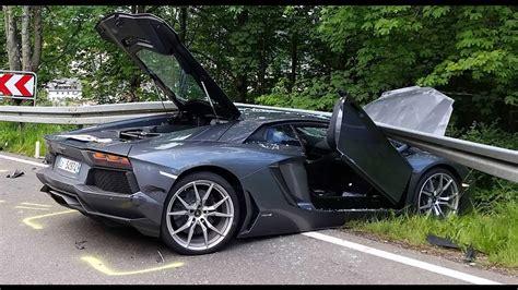 best car crash expensive luxury supercar crash fails best of