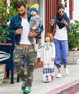 Take Their Son Noah To A » Ideas Home Design