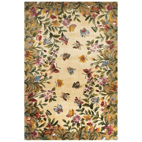 tequila rug nourison tequila harvest 3 ft 6 in x 5 ft 6 in area rug 076755 the home depot