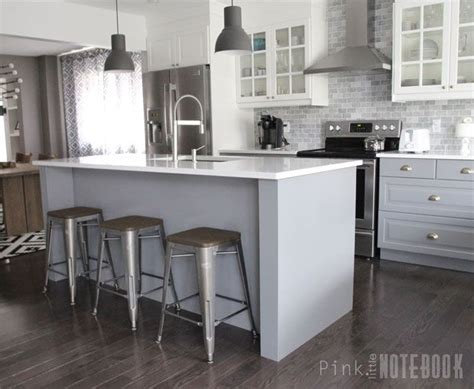 ikea white kitchen island best 25 grey ikea kitchen ideas on pinterest ikea