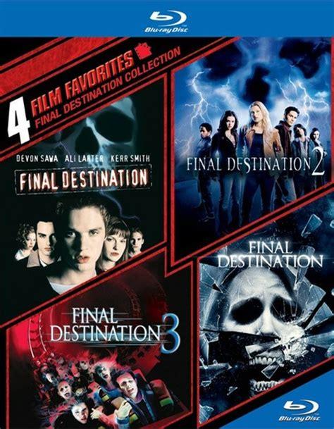 the final empire collectors 1473216818 final destination collection blu ray boxset ebay