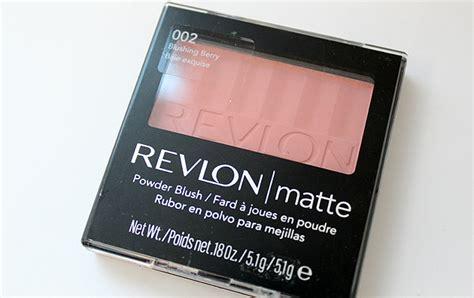 Blush On Revlon Matte matte powder blush revlon 002 eu capricho