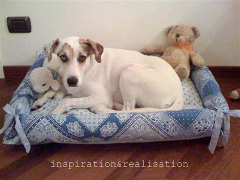 cheap n easy dog bed diy 41 crafty diy projects for your pet diy projects for teens