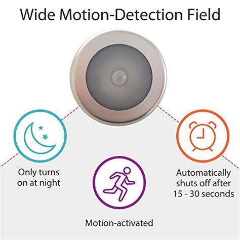 led night light sensor motion activated stairway kitchen zubu battery operated motion sensor led night light 3