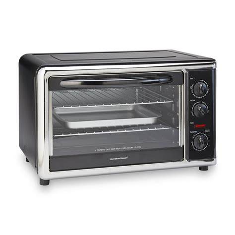 Hamilton Countertop Oven With Convection And Rotisserie by Hamilton Brands Inc 31100 Large Countertop Oven