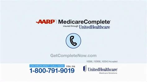 Detox United Healthcare Aarp by Unitedhealthcare Tv Commercial Aarp Medicarecomplete