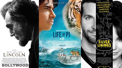 film vincitore oscar 2013 oscar awards 2013 nominations life of pi lincoln