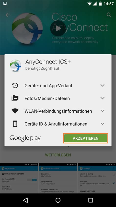 cisco anyconnect android android 4 4 vpn mit cisco anyconnect konfigurieren hochschulrechenzentrum