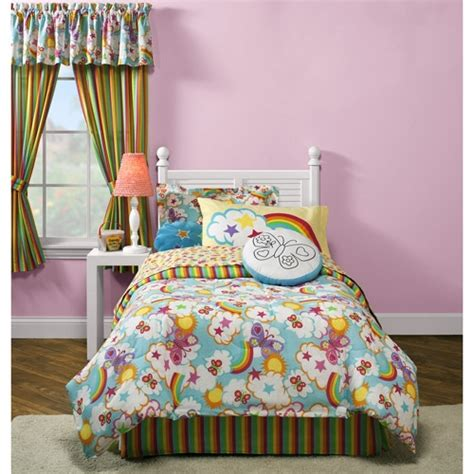 crayola toddler bedding 4 set rainbow delight by