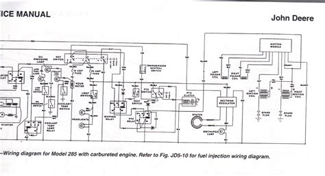 deere 2305 wiring diagram wiring diagram with