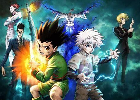 film anime hunter x hunter hunter x hunter dublado completo filmes e jogos via