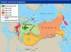 maps of ussr vs map of russia maps expansion of russia