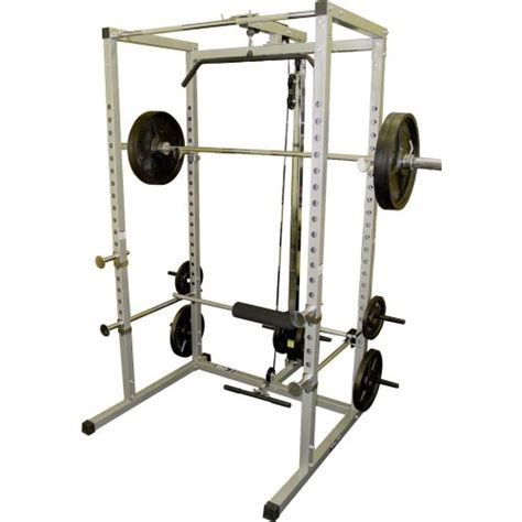Guided Squat Rack by The Beginner S Guide To The Weight Room Myfitnesspal
