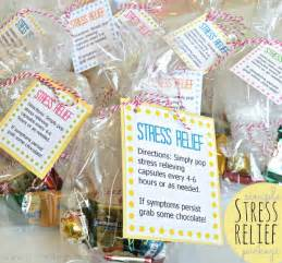 Diy simple stress relief package and free download